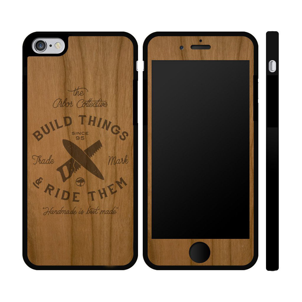 Obal na telefon Arbor Build Things Iphone 5/5S/se cherry