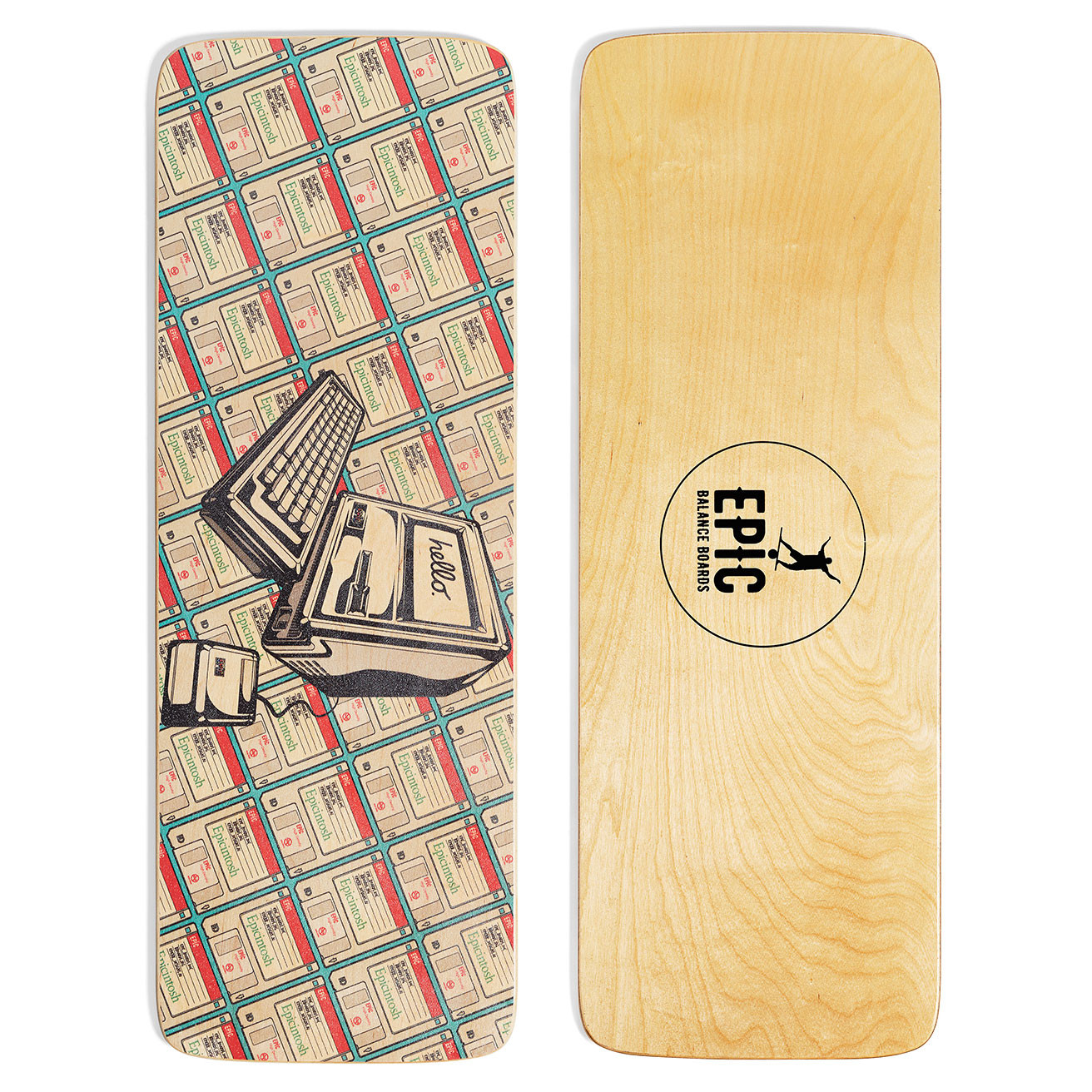 Balance board komplet Epic Retro Series