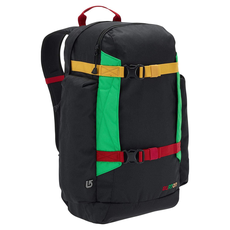 769335f7d36c5 Snowboard backpack Burton Day Hiker rasta