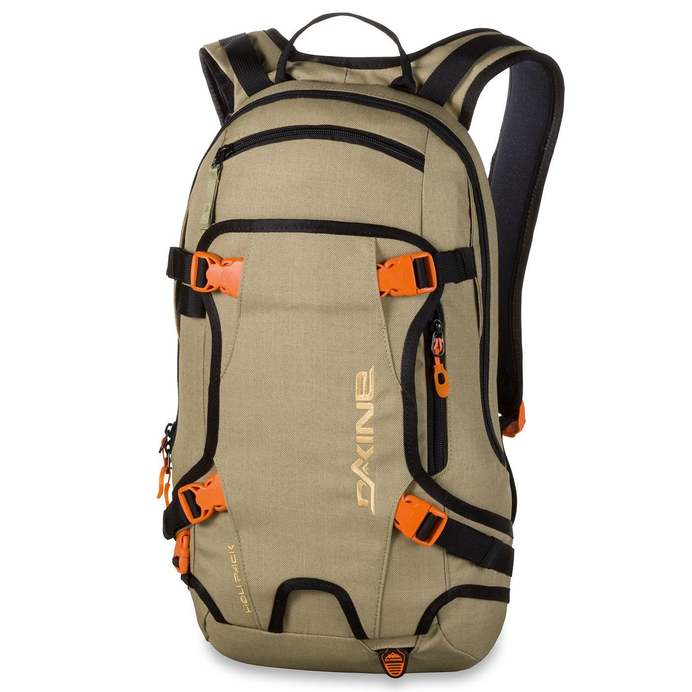Snowboard backpack Dakine Heli Pack 11L taiga | Snowboard Zezula
