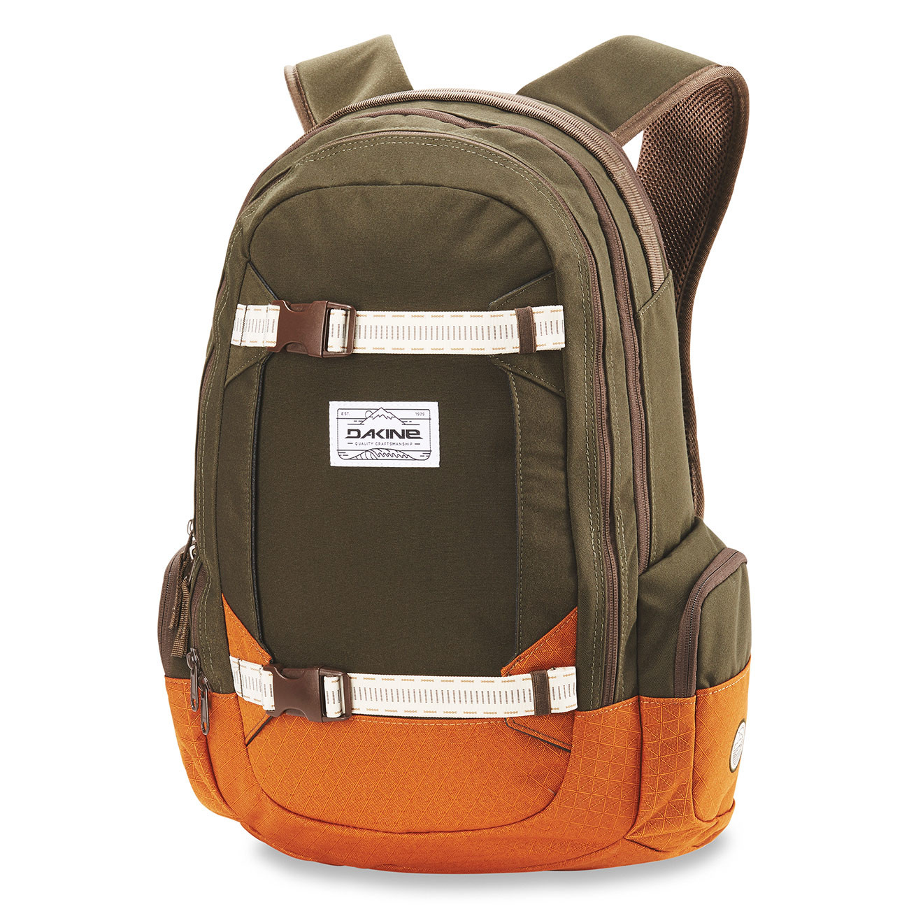 Batoh na snowboard Dakine Mission 25L timber