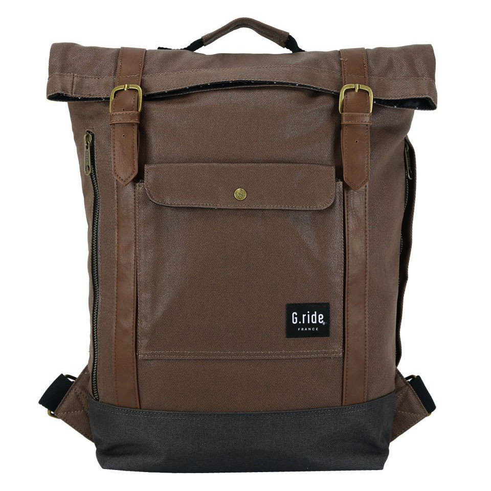 3fe3447edfb Backpack G.ride Balthazar brown