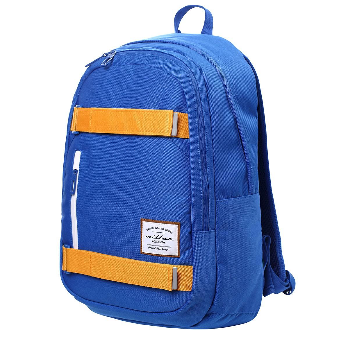 Batoh Miller Sk8 blue
