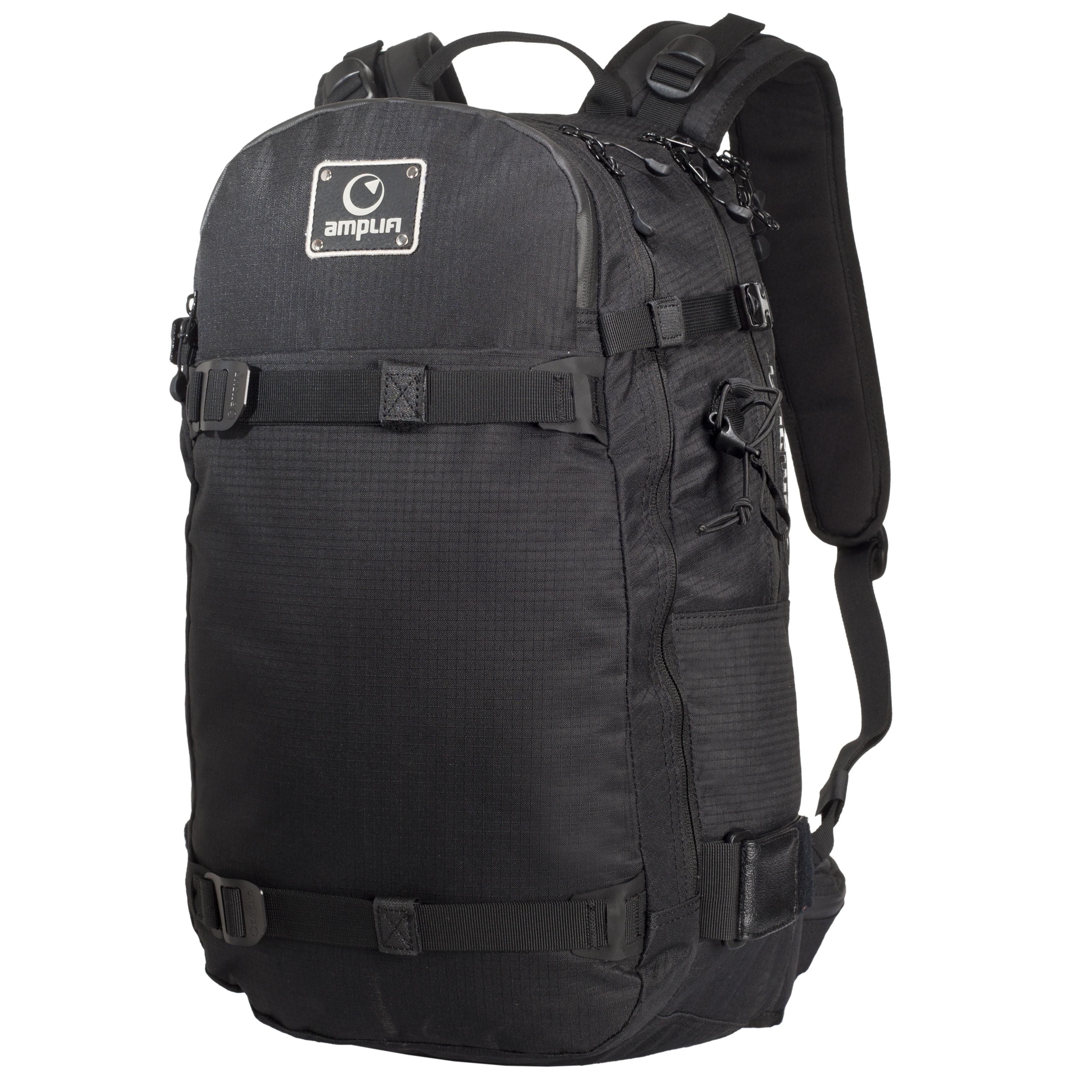 Snowboard backpack Amplifi Raptor Pack Plus black ...