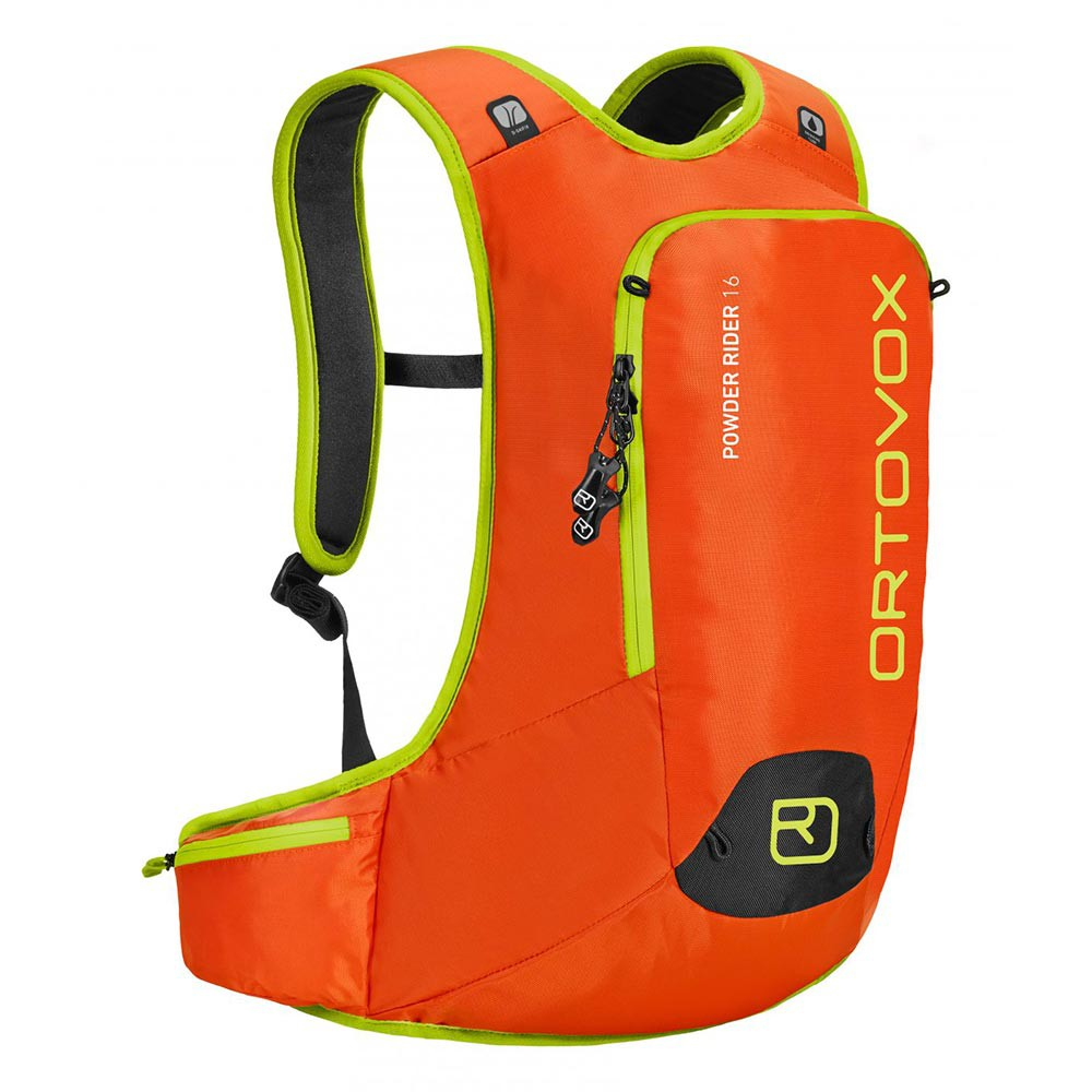 Batoh na snowboard Ortovox Powder Rider 16 crazy orange vel.16L 16/17 + doručení do 24 hodin