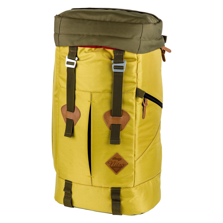 Batoh Nitro Backwoods golden mud vel.30L 54×30×15 cm 17 + doručení do 24 hodin