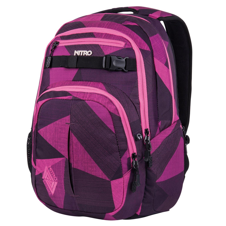 Batoh Nitro Chase fragments purple