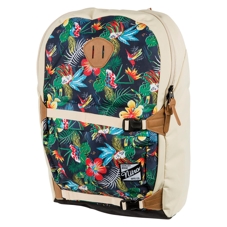 Batoh Nitro Nyc paradise-khaki