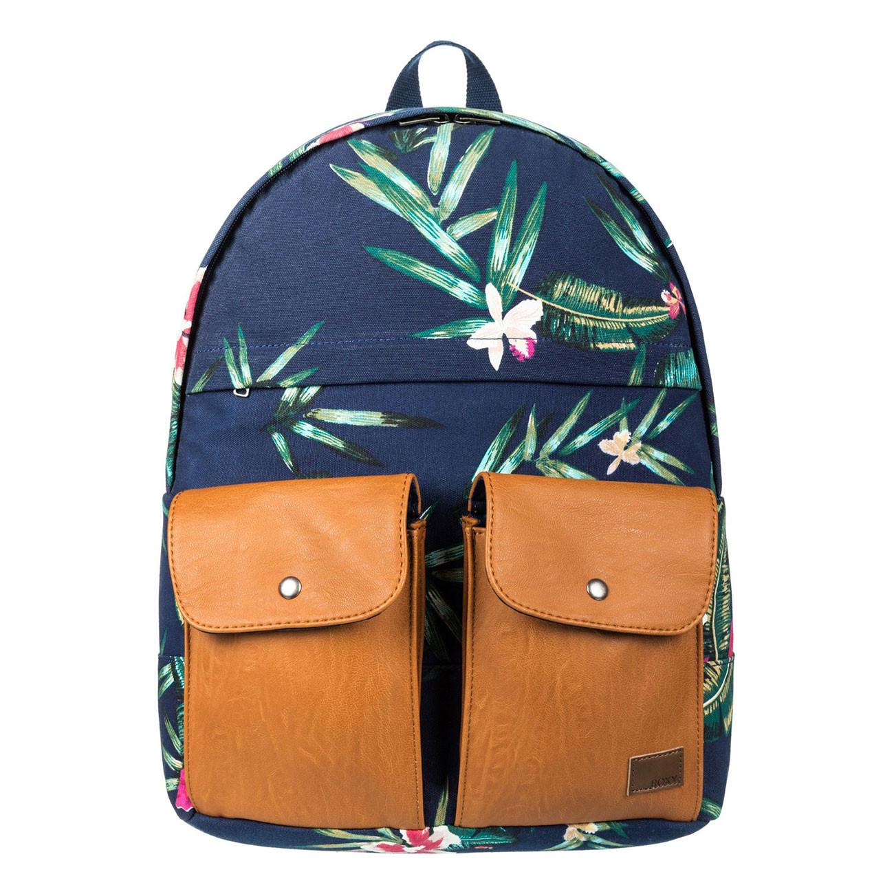 Stop And Share Backpack dress blue isle Roxy I45nVP