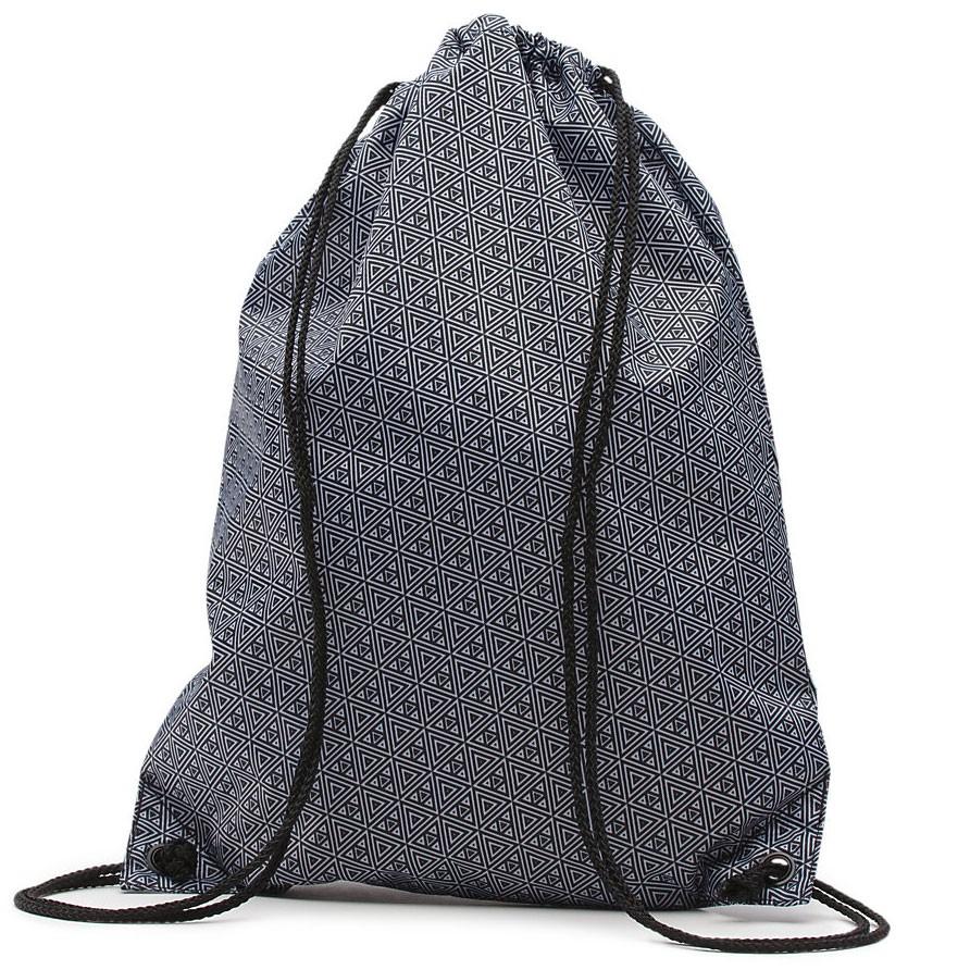 9fc41dfa17 Vans Benched Bag geometric black true white