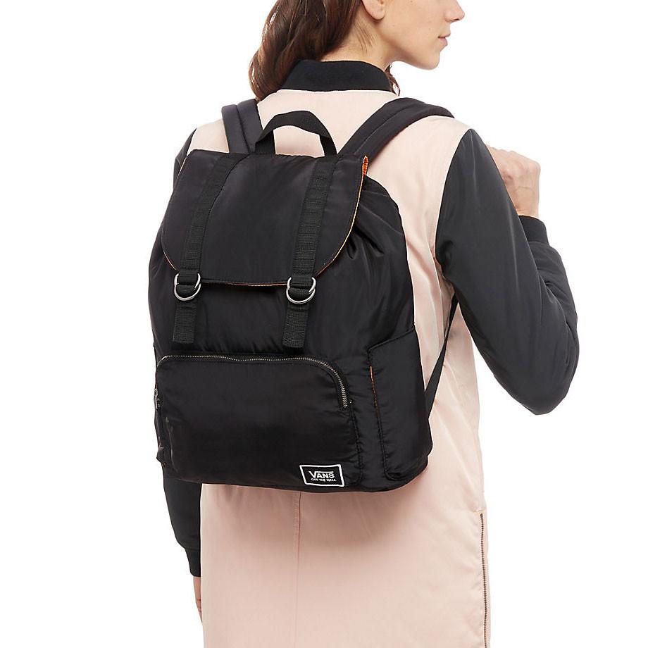 ab66e6dfd7961 Backpack Vans Geomancer matte black