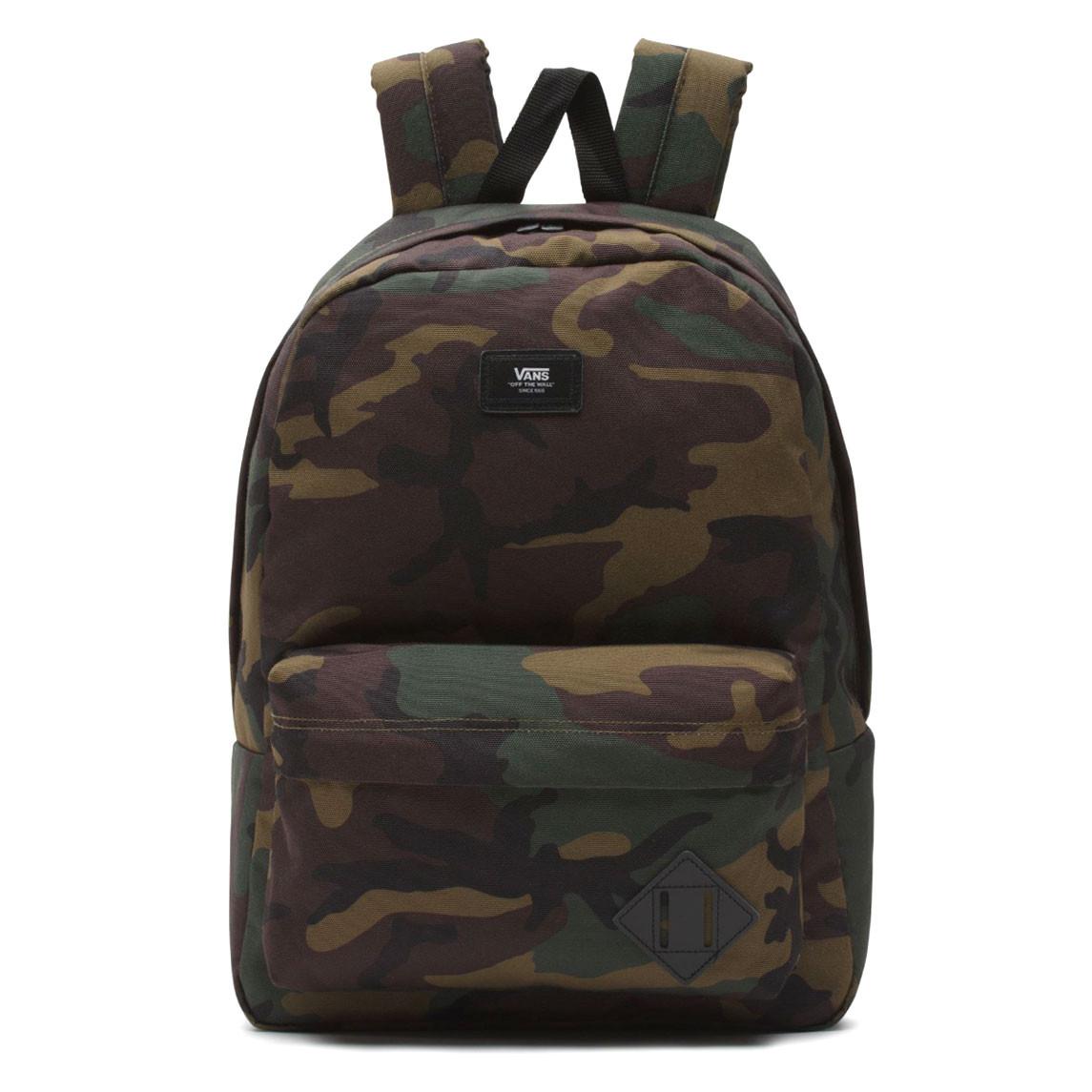 8eb8fa4659b Backpack Vans Old Skool II classic camo/black | Snowboard Zezula