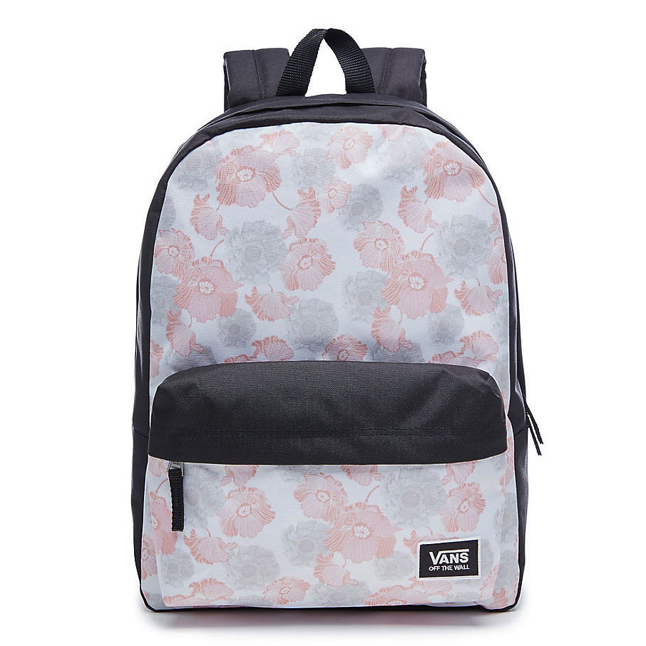 Backpack Vans Realm Classic poppy  bbfdbc04b8