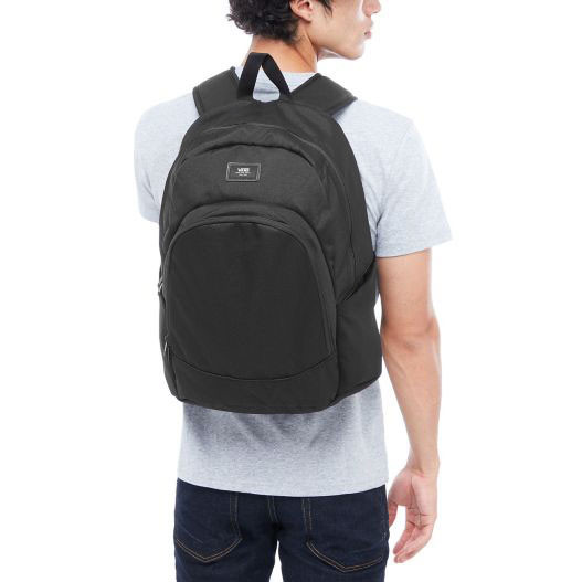 9d363861c8 Backpack Vans Van Doren Original black | Snowboard Zezula
