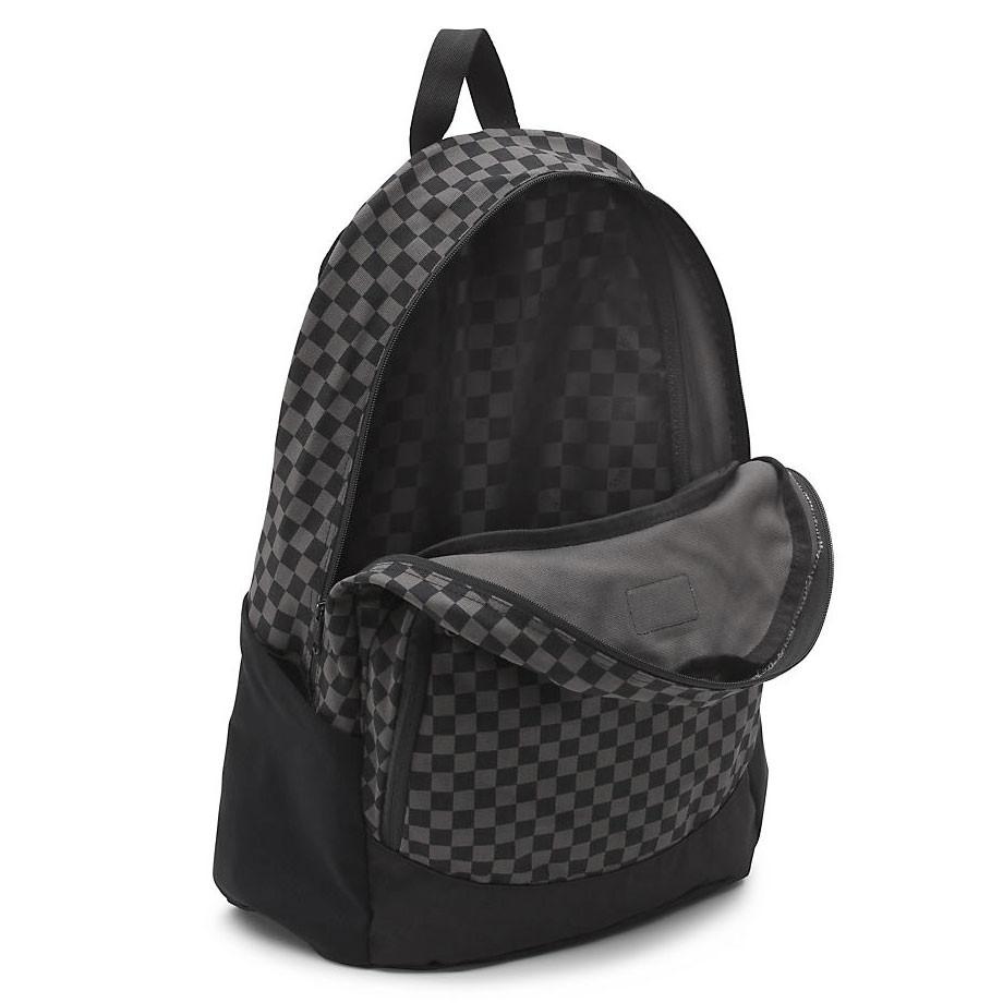 7548860278 Backpack Vans Van Doren Original black charcoal