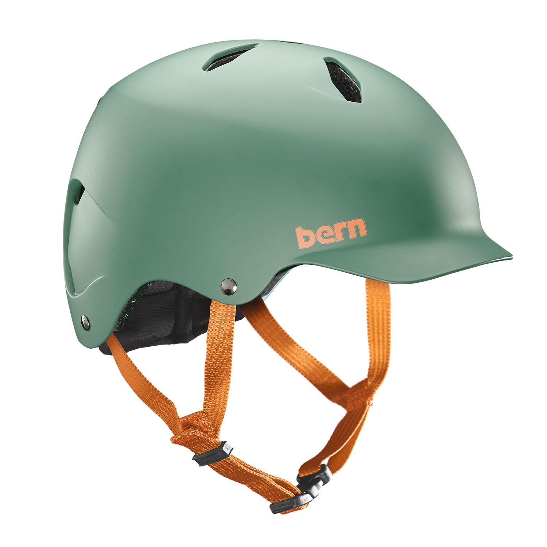 Helma Bern Bandito matte hunter green