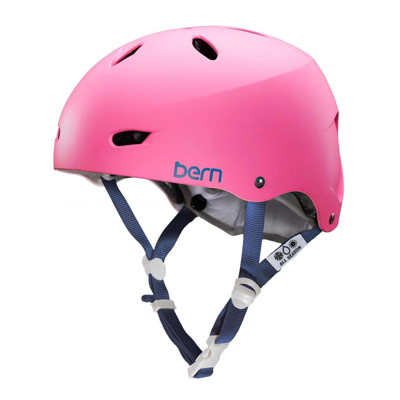 Helma Bern Brighton matte bubblegum pink