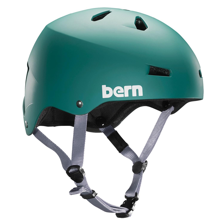 Helma Bern Macon Team matte green