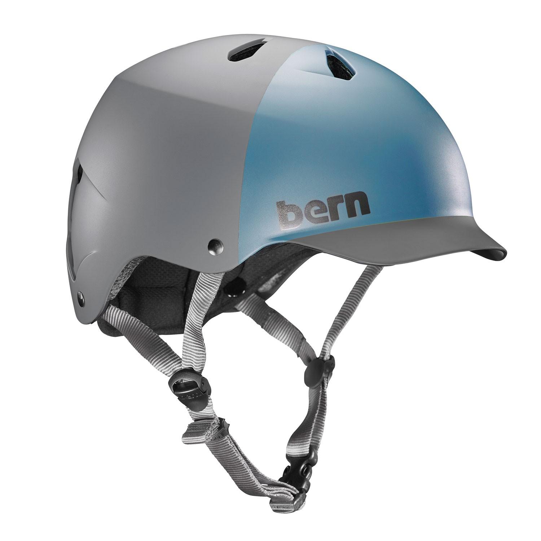 Helma Bern Watts matte blue hatstyle