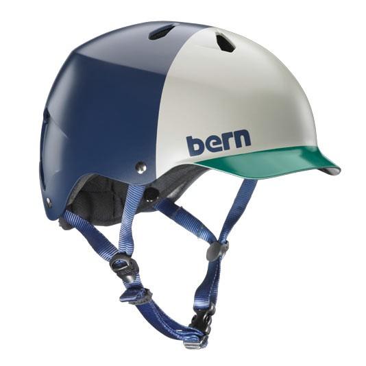 Helma Bern Watts matte navy hatstyle