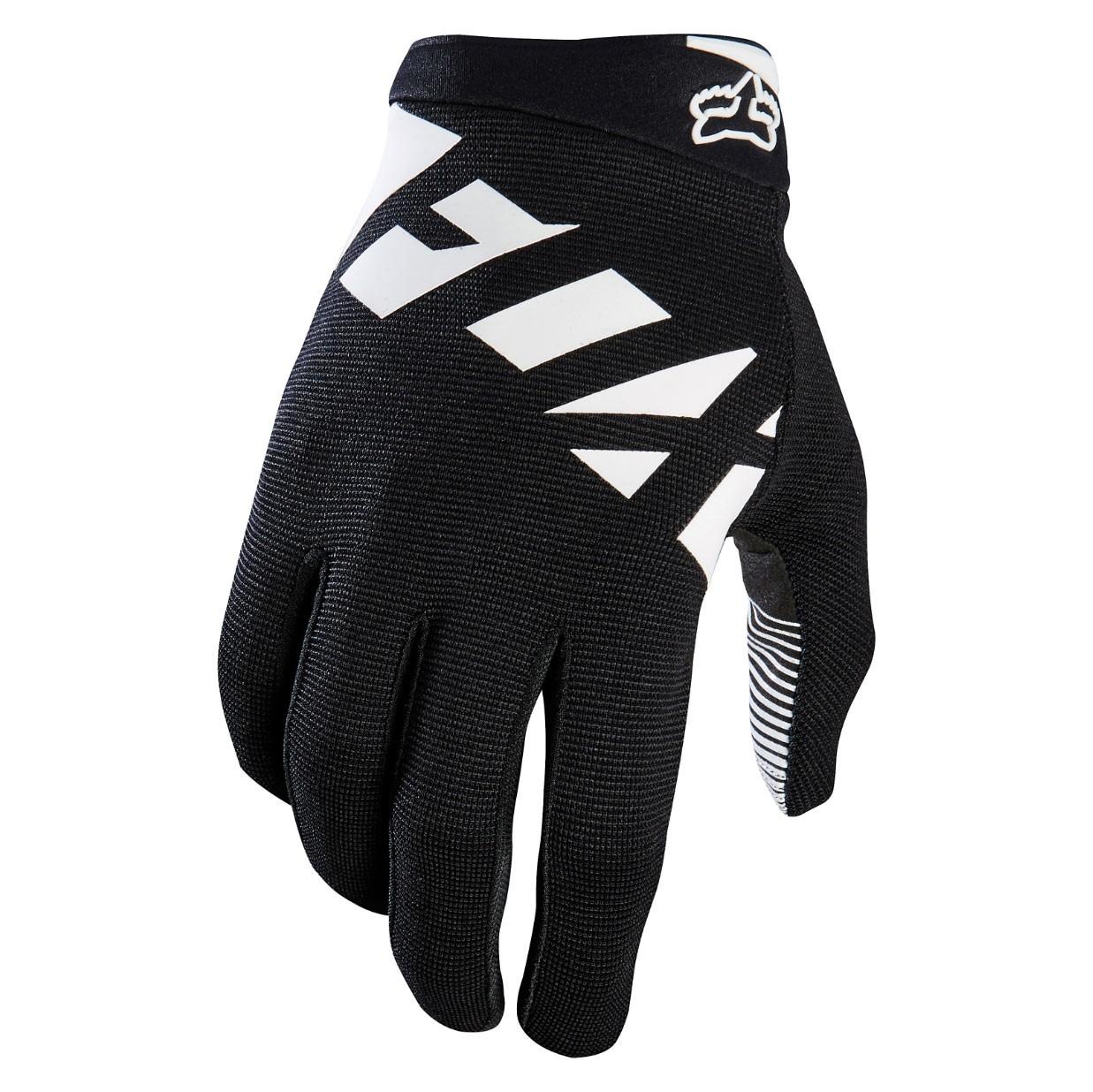 Bike rukavice Fox Ranger black/grey/white