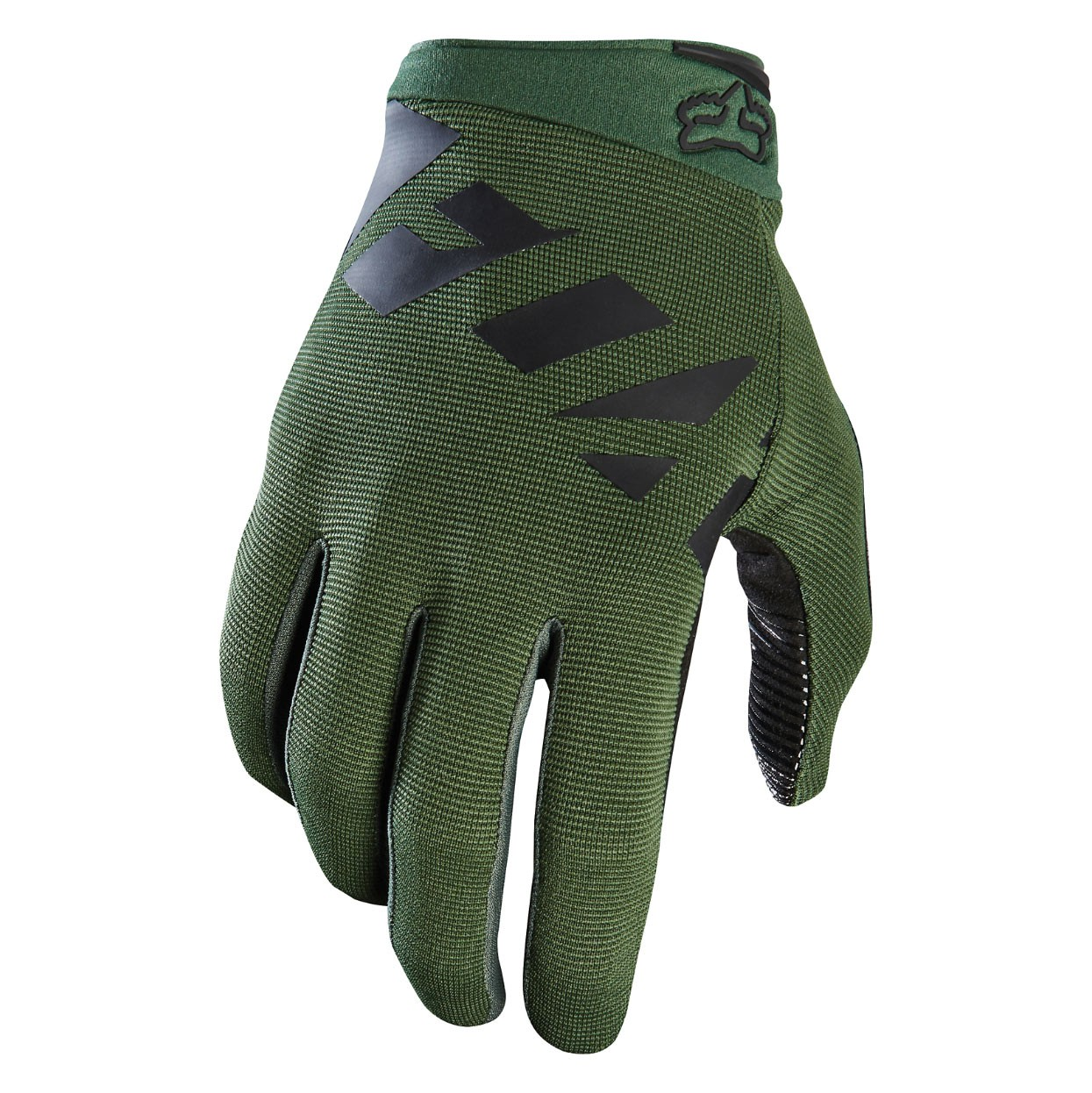 Bike rukavice Fox Ranger fatigue green