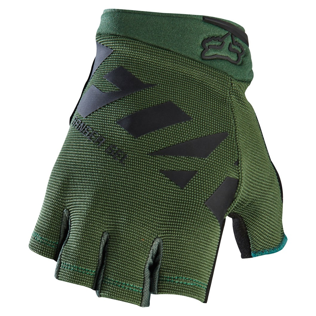 Bike rukavice Fox Ranger Gel Short fatigue green