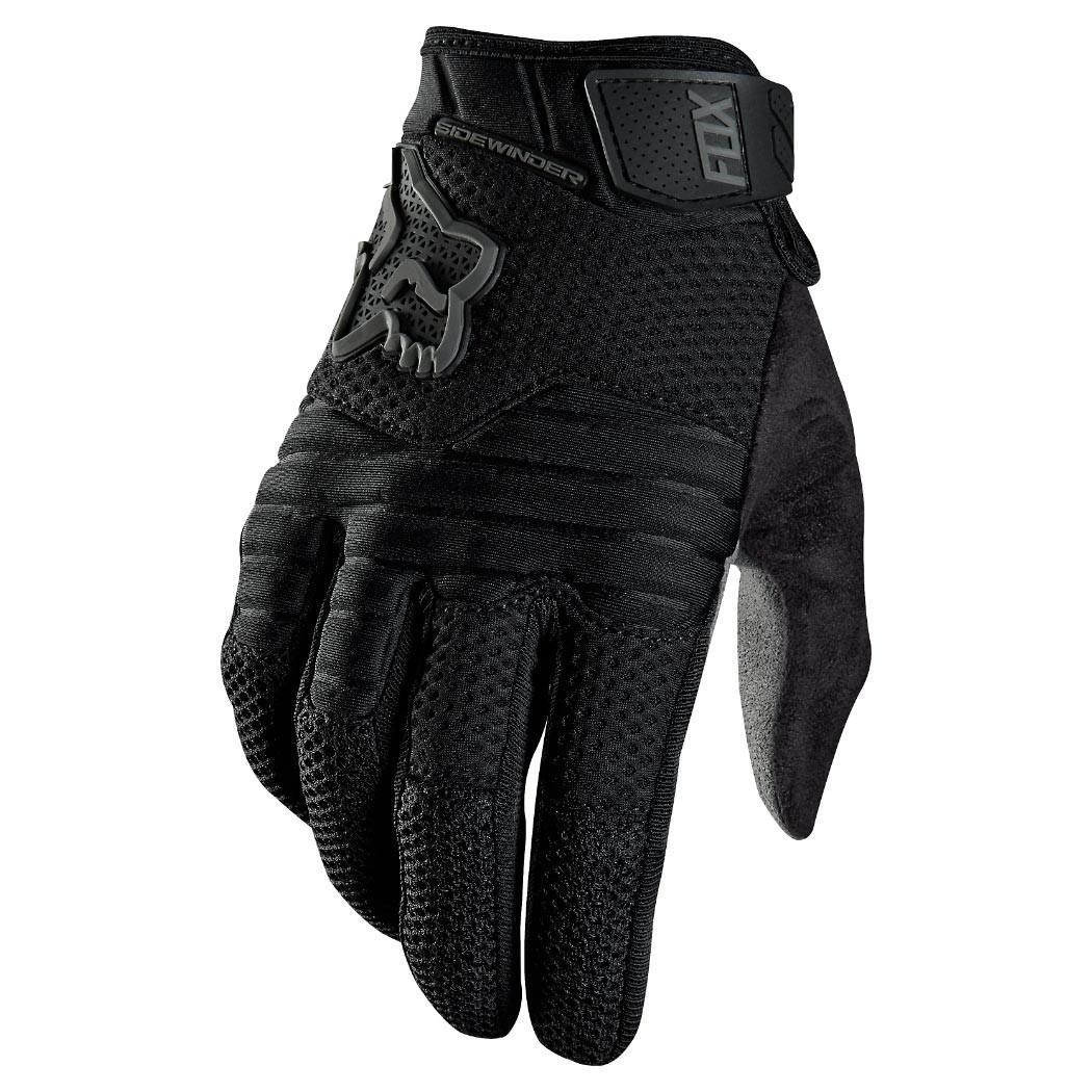 Bike rukavice Fox Sidewinder black