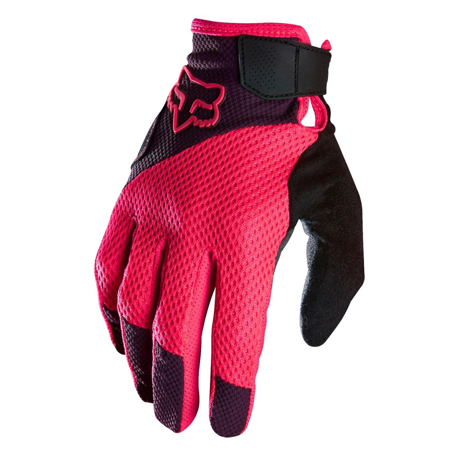 Bike rukavice Fox Wms Reflex Gel plum