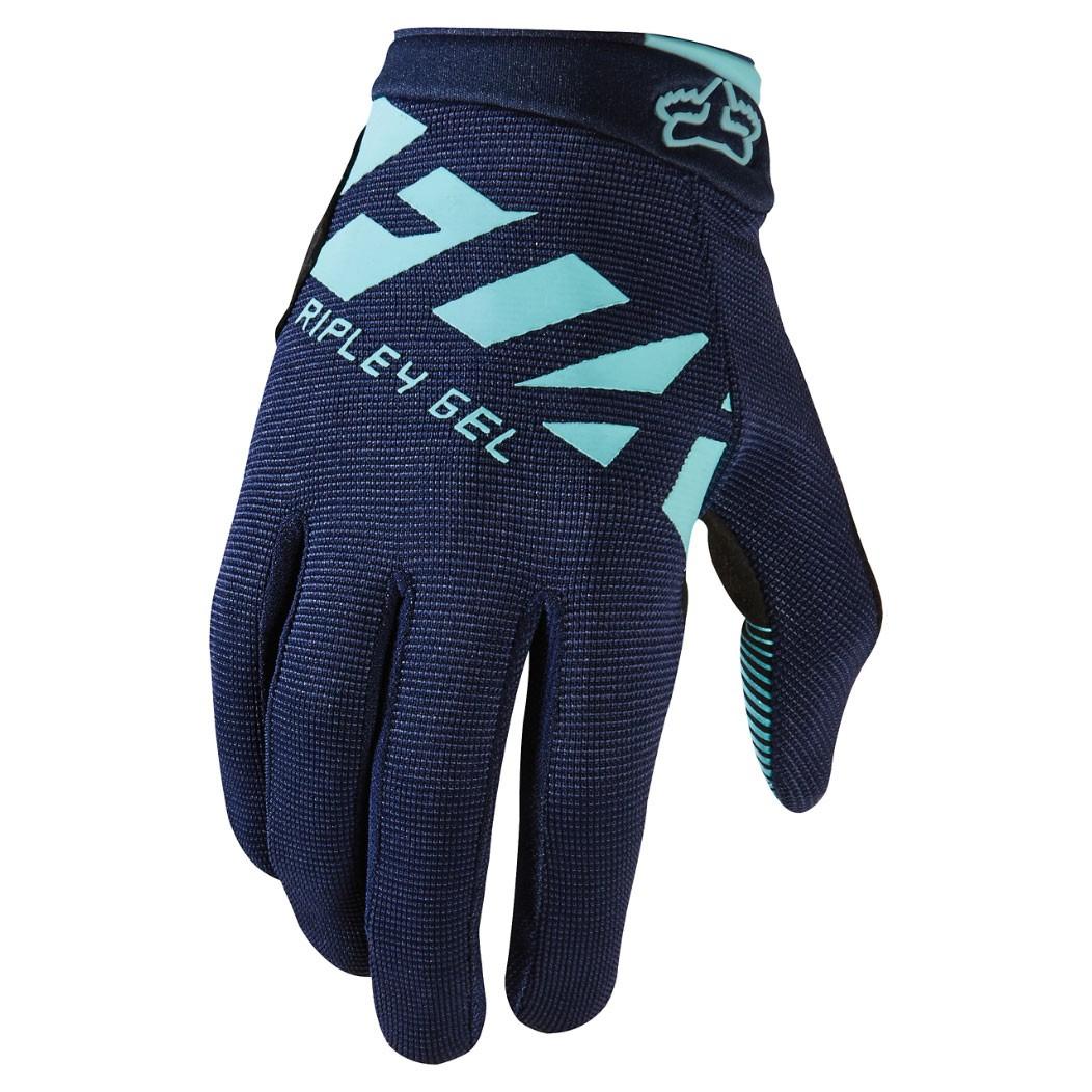 Bike rukavice Fox Womens Ripley Gel ice blue