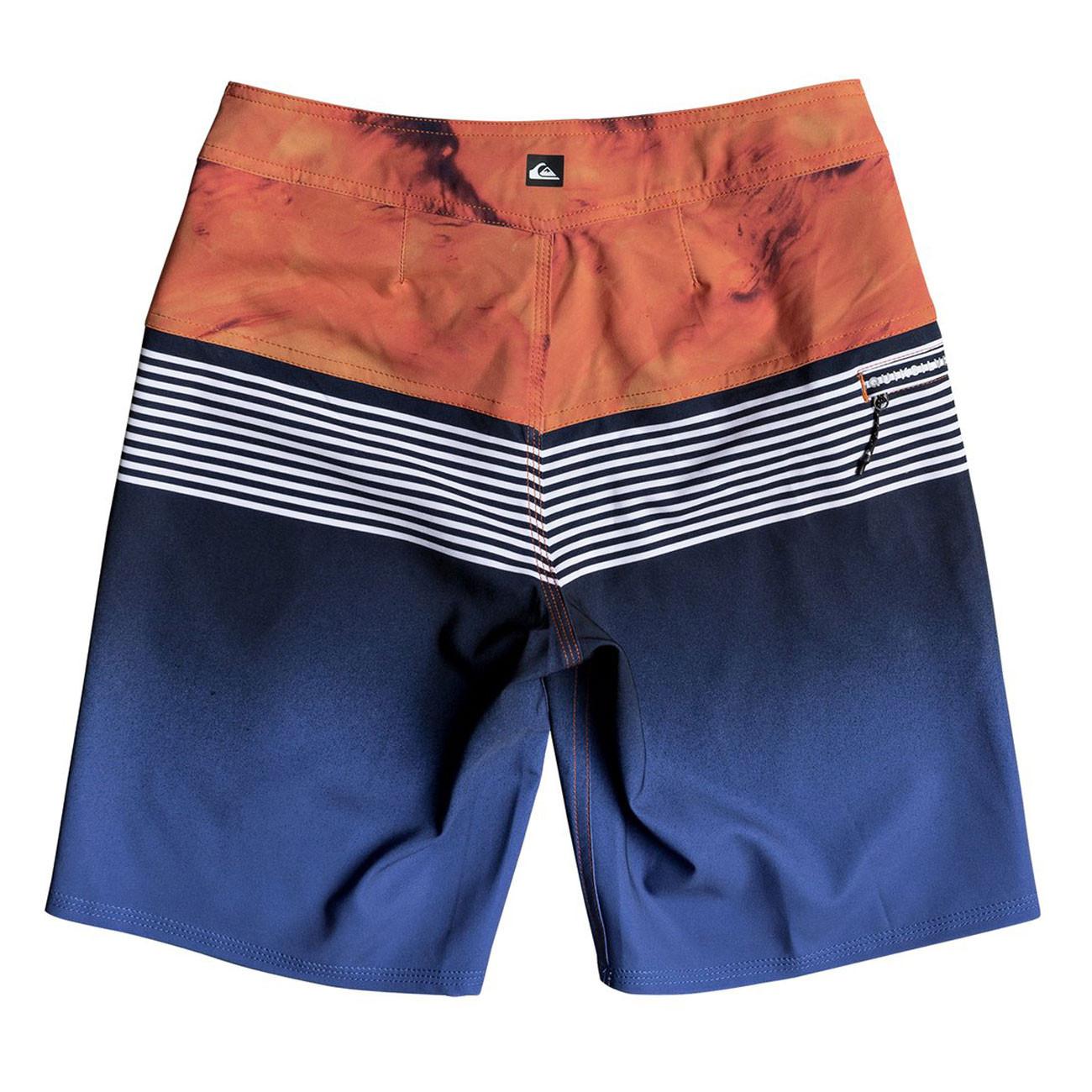 9a3337766b Boardshorts Quiksilver Highline Lava Division Y17 navy blazer | Snowboard  Zezula