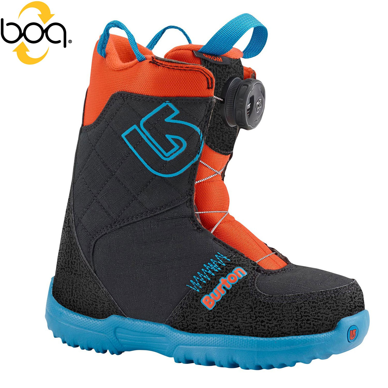 Boty Burton Grom Boa webslinger blue
