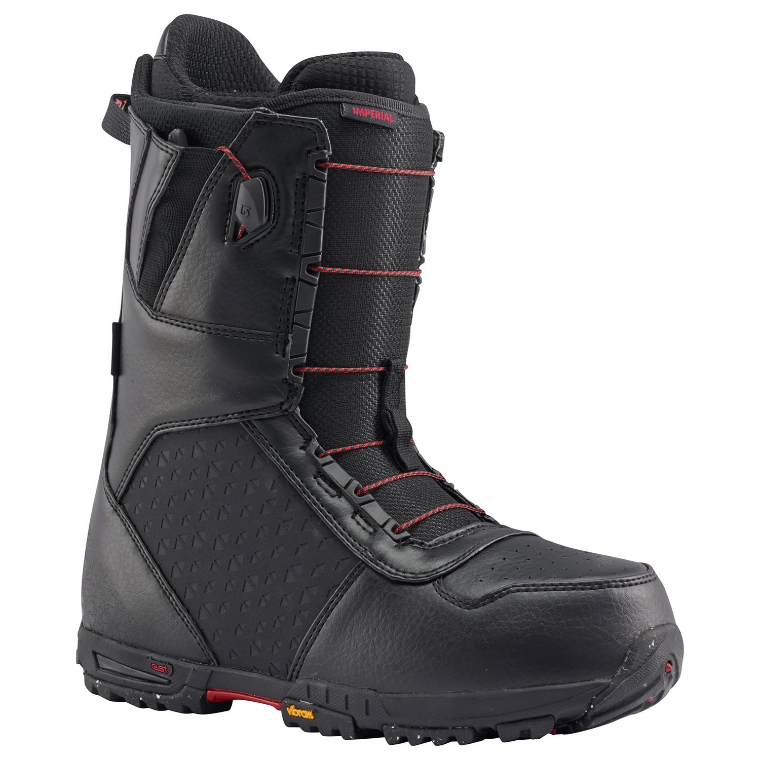 Boty Burton Imperial black/red
