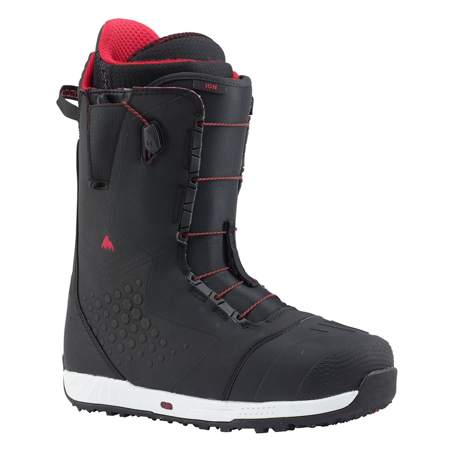 Boty Burton Ion black/red