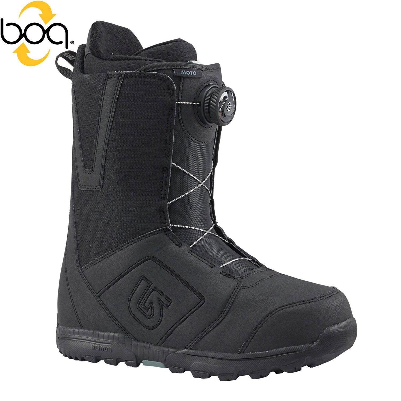 Boty Burton Moto Boa black