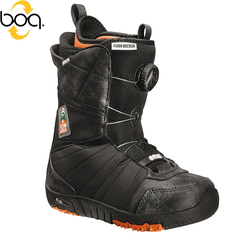 Boty Flow Micron Boa black