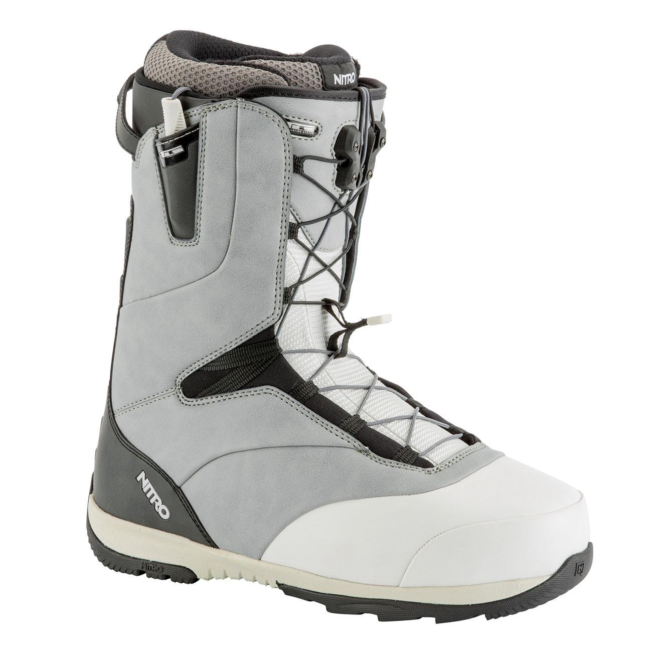 Boty Nitro Venture Tls grey white black  4d682a9b6d