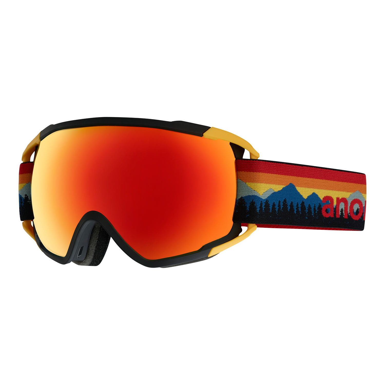 Brýle Anon Circuit range orange