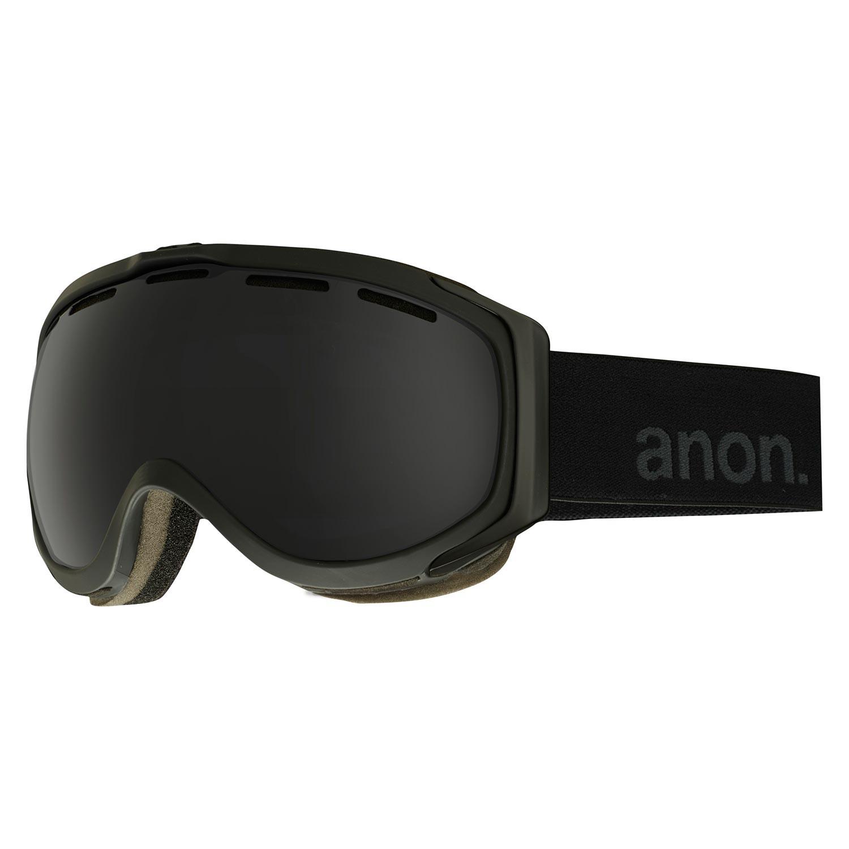 Brýle Anon Hawkeye black vel.DARK SMOKE 16/17 + doručení do 24 hodin