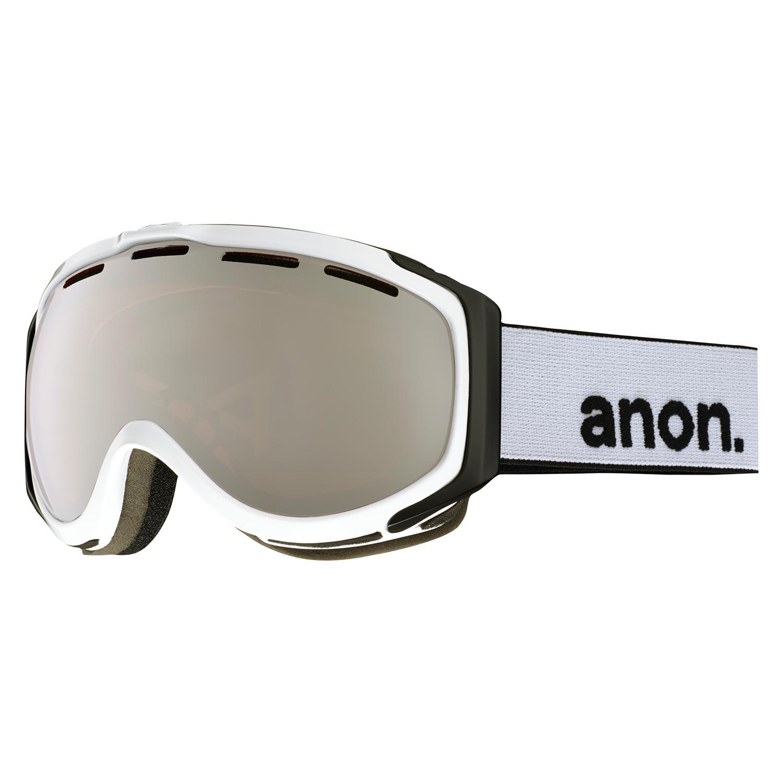 Brýle Anon Hawkeye white vel.SILVER AMBER 16/17 + doručení do 24 hodin