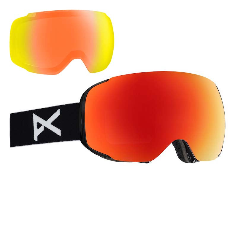 Brýle Anon M2 W/spare black