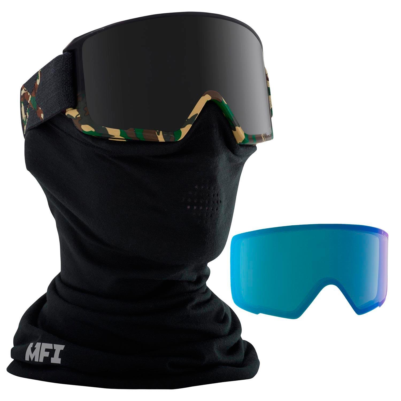 Brýle Anon M3 Mfi guerrilla