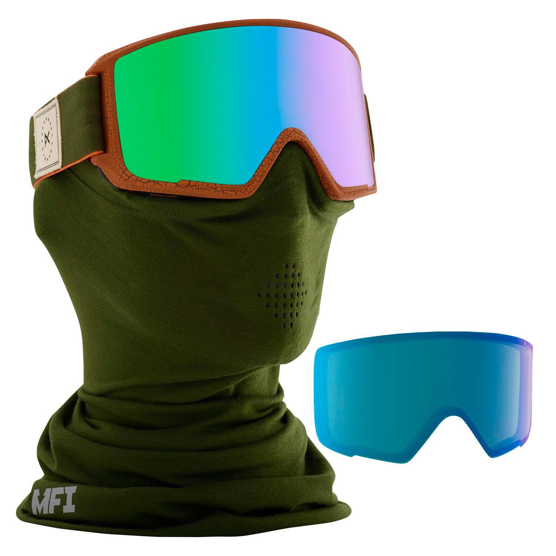 Brýle Anon M3 Mfi wellington