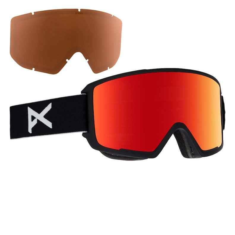 Brýle Anon M3 W/spare black