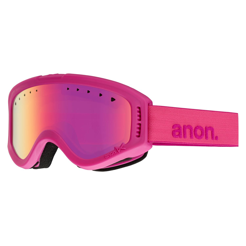 Brýle Anon Tracker pink vel.PINK AMBER 16/17 + doručení do 24 hodin
