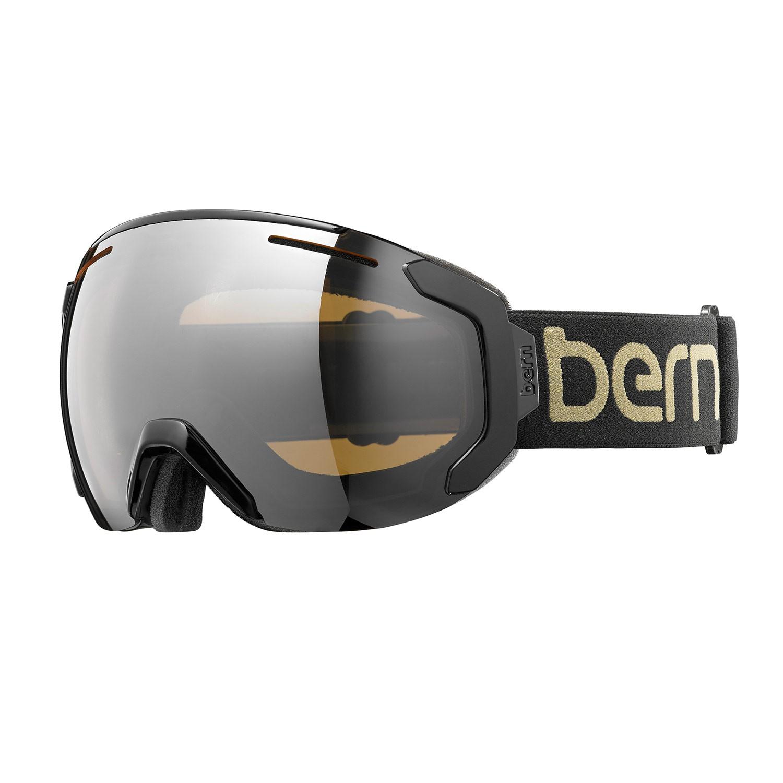 Brýle Bern Juno black/gold vel.GOLD LIGHT MIRROR M 16/17 + doručení do 24 hodin