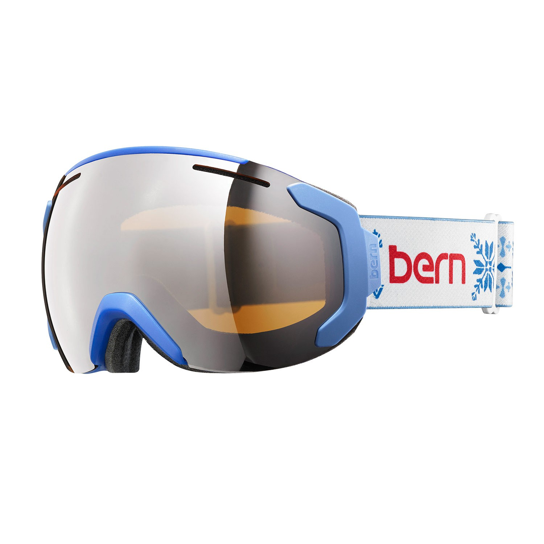Brýle Bern Juno fair isle vel.BLUE LIGHT MIRROR M 16/17 + doručení do 24 hodin