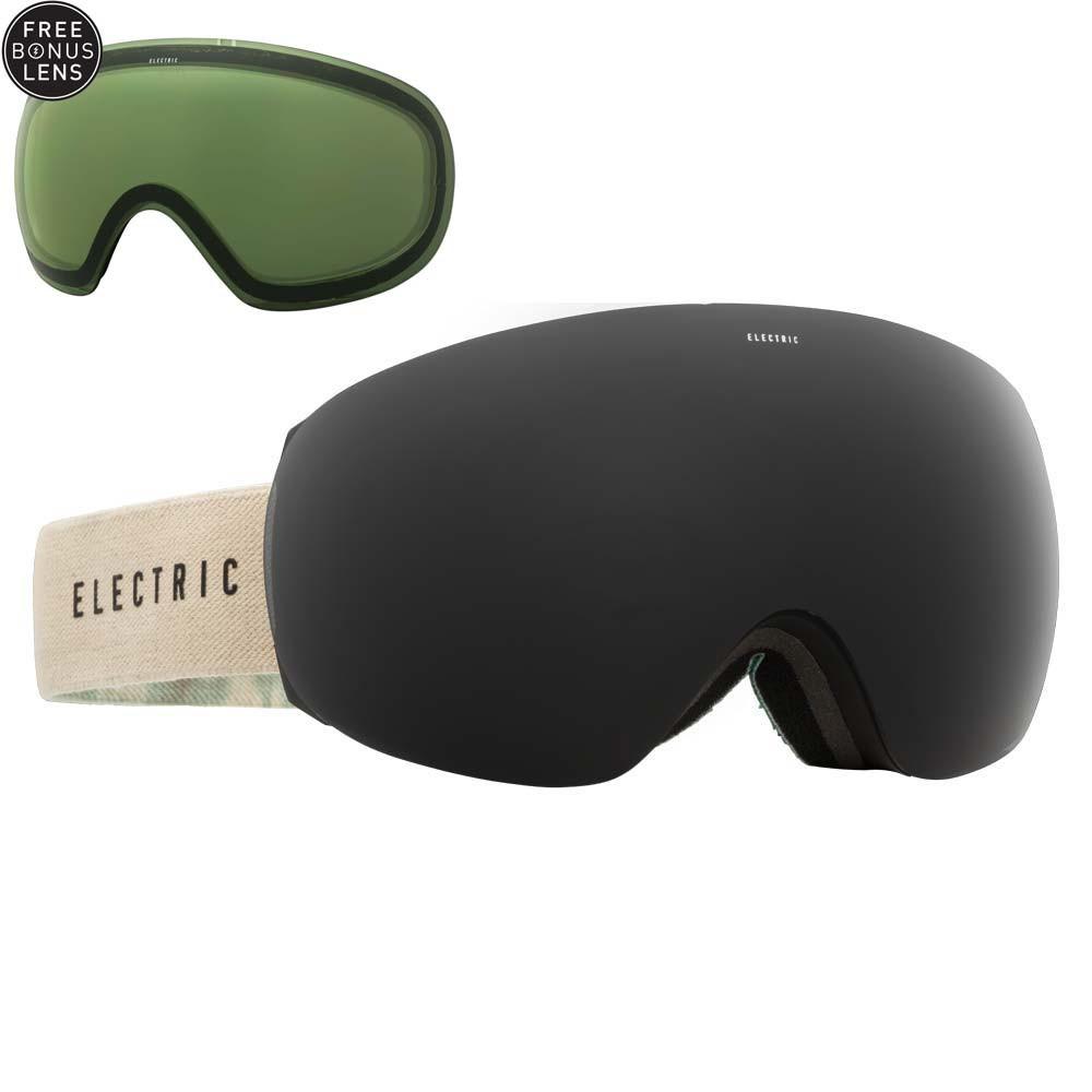 Brýle Electric Eg3.5 backstage tie-dye green vel.JET BLACK+LIGHT GREEN 15/16 + doručení do 24 hodin