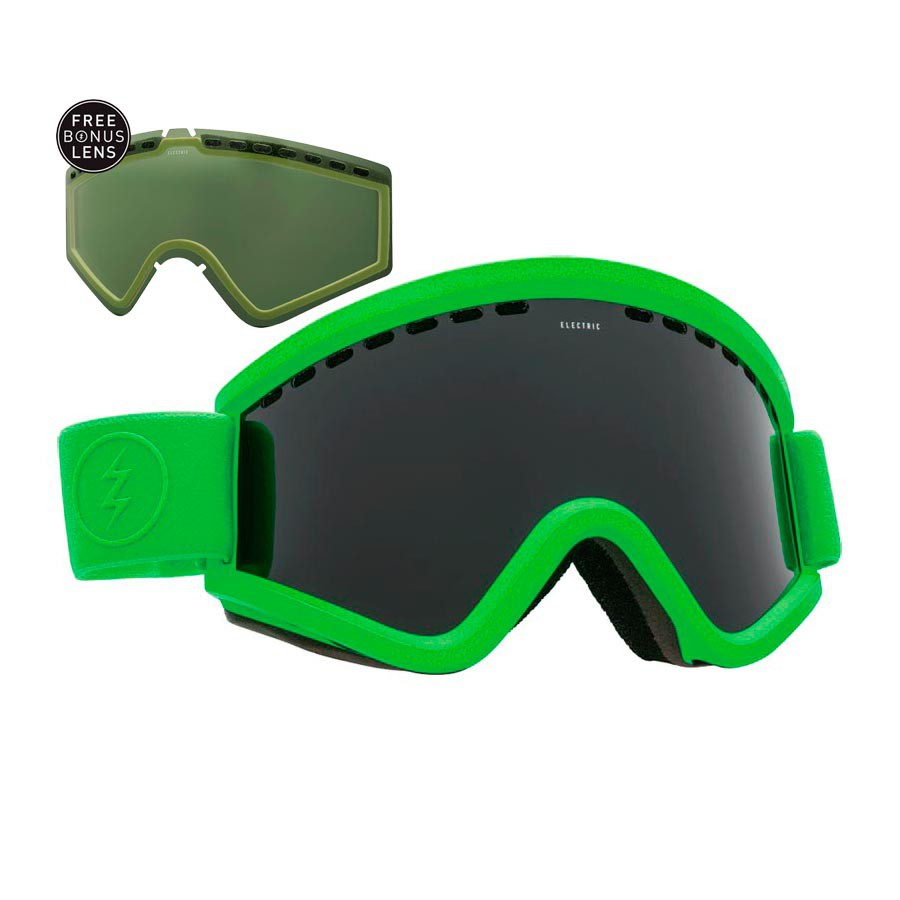 Brýle Electric EGV slime green