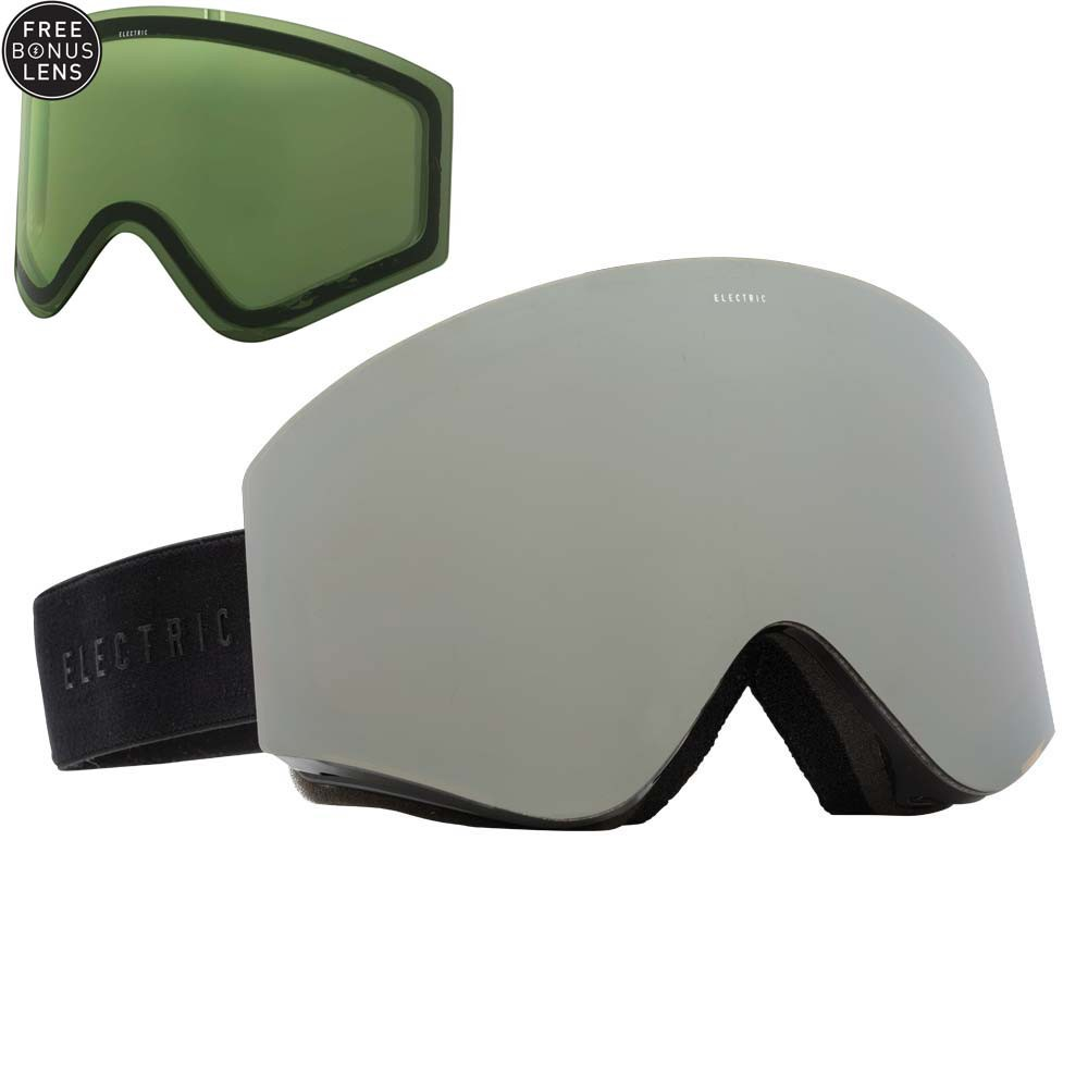 Brýle Electric Egx gloss black vel.BRONZE/SILVER CHROME+LIGHT GREEN 15/16 + doručení do 24 hodin